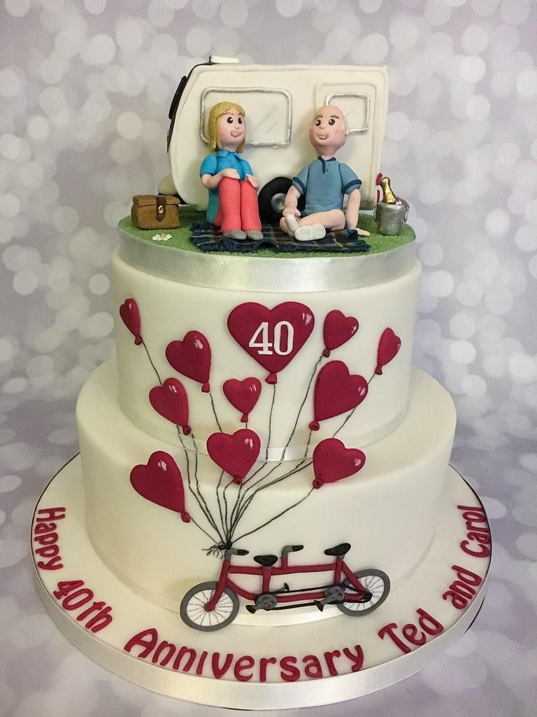 Image Of Cake Wedding Anniversary