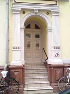 Werderstraße 26 in Karlsruhe