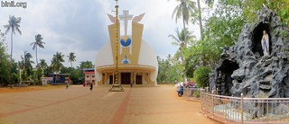 Our Lady of Assumption Church, Pallikunnu, Varandarappilly 2