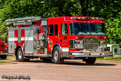 Smeal Fire Truck | Germantown, Tennessee