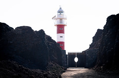 Faro Punta de Teno