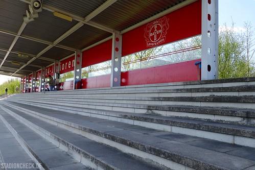 Jugendfußballzentrum Kurtekotten, Bayer 04 Leverkusen