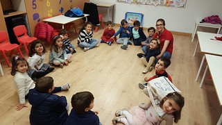 Storytelling para celebrar el Book Day!