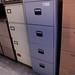 4 door filing cabinet E70