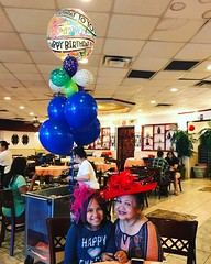 #latepost #happybirthday yesterday to my oldest #Dani, turned 11, celebrating her birthday with her Lola (grandmother) whose birthday was a few days earlier. #family #love