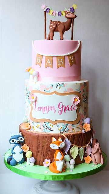 Cake by Venus Marie's Sweets & Specialty Cakes