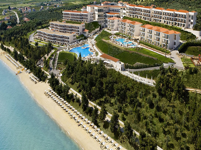 Ikos Oceania Resort, 5 Stars luxury hotel in Kassandra - Nea Moudania, Offers, Reviews