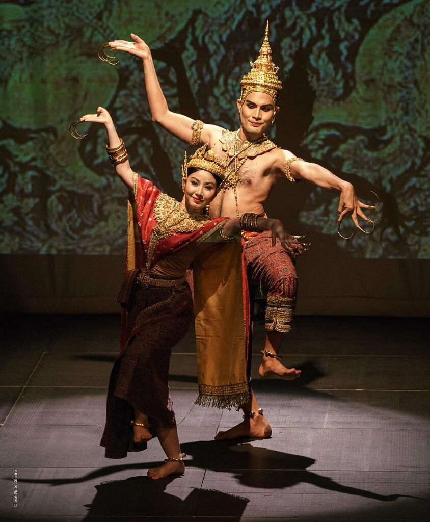 Danças da Tailândia (1)