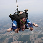 Peace, Love & Skydiving!