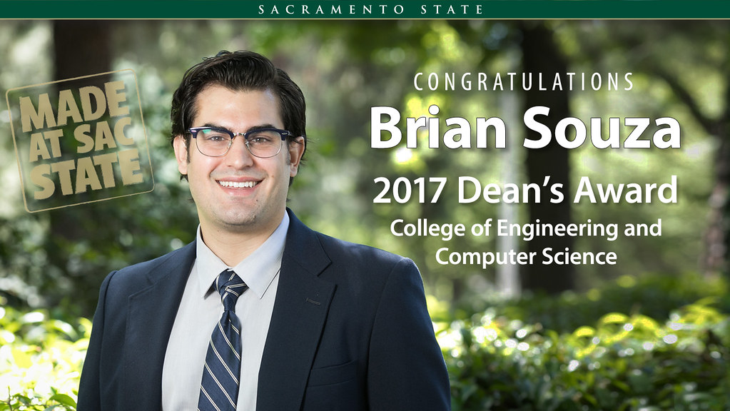 Brian Souza - College of Engineering and Computer Science