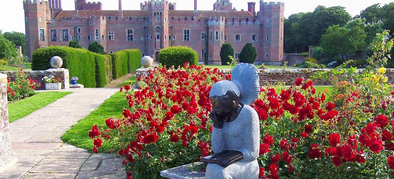 Herstmonceux Rose Garden