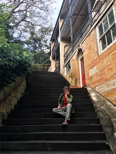 M. Stairs.