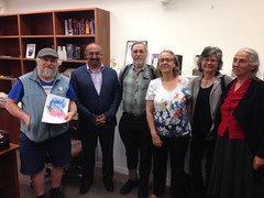 Members of Climate Action Moreland meeting with Peter Khalil MP (Wills) - December 2016