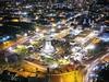 "One Night in Baiturrahman DJI Mavic Pro 20mm, F/2.8, 2.5"", ISO100 :copyright: 2 0 1 7 o y i s c a p e s  #telkomselmerahputih #instanusantara #greatshotz #cameraindonesia #indonesia_photography  #djimavic #mavicpro #airvuz #skypixel #djiglobal #insta_aceh"