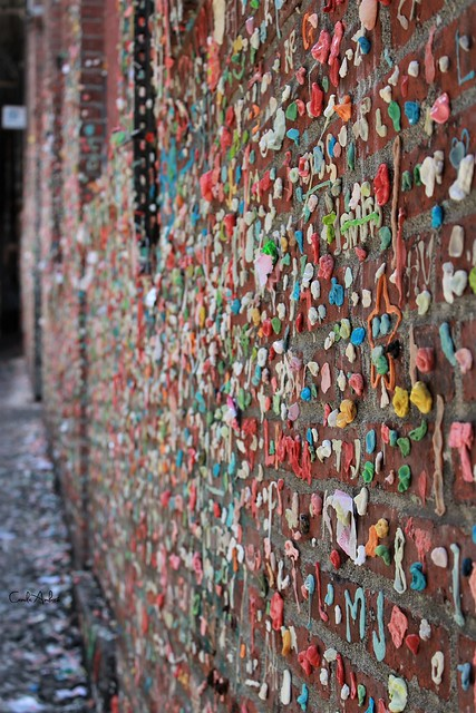 Seattle's Gum Wall
