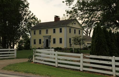 Eliphas Bigelow House — Union Township, Union County, Ohio