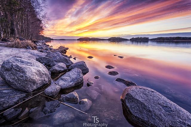 Burning sky, Canon EOS 5D, Canon EF 17-40mm f/4L