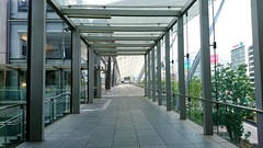 Corridor Architecture City Urban