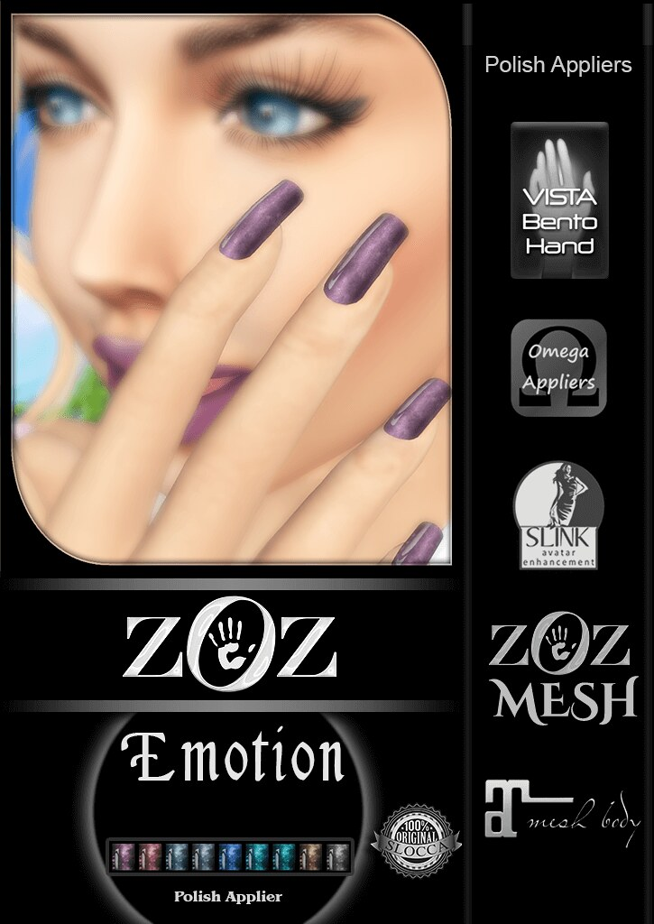 {ZOZ} Emotion pix L - SecondLifeHub.com
