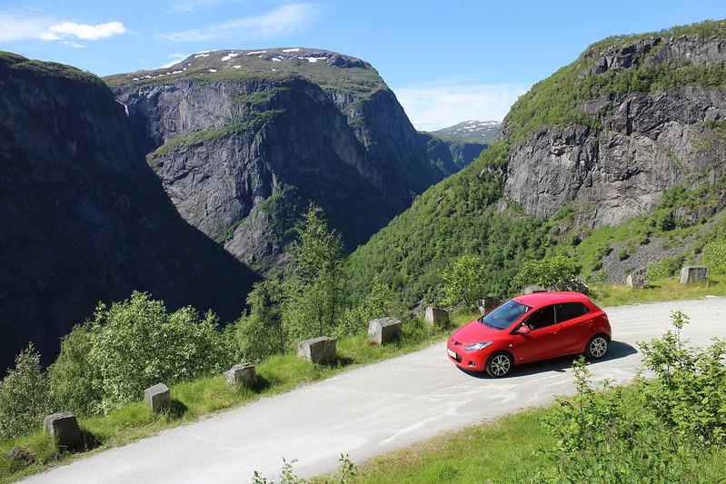 Hardangervidda Hjølmo to Vivelid