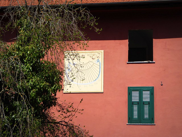 Meridiana a Calizzano (serie)