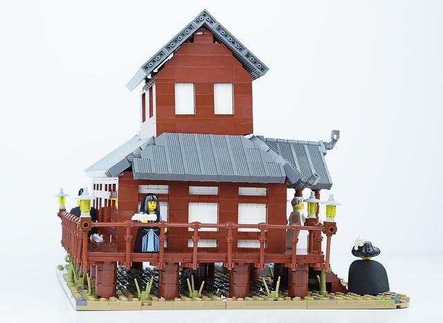 Tabashii's Tea House - Left