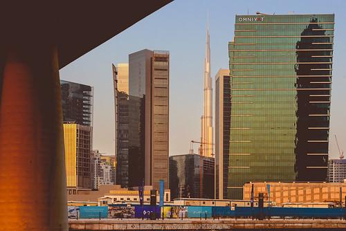 2016 architecture city dubai nikond610 uae émiratsarabesunis ae burjkhalifa khalifa burj sunset businessbay businesscanal dubaicanal dubaifinancialcenter building gratteciel skyscrapper omnivat