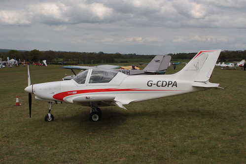 G-CDPA Alpi Pioneer 300 Popham 290417