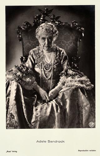 Adele Sandrock in Der Favorit der Kaiserin (1936)