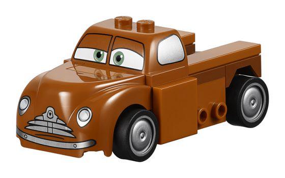 「新增官圖&販售資訊」LEGO 10730~10733、10742~10744【汽車總動員3】Cars 3,閃電登場!喀俏!