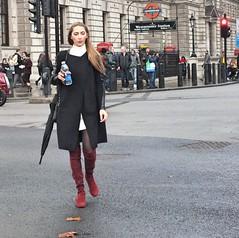 Parliament Square Tourists