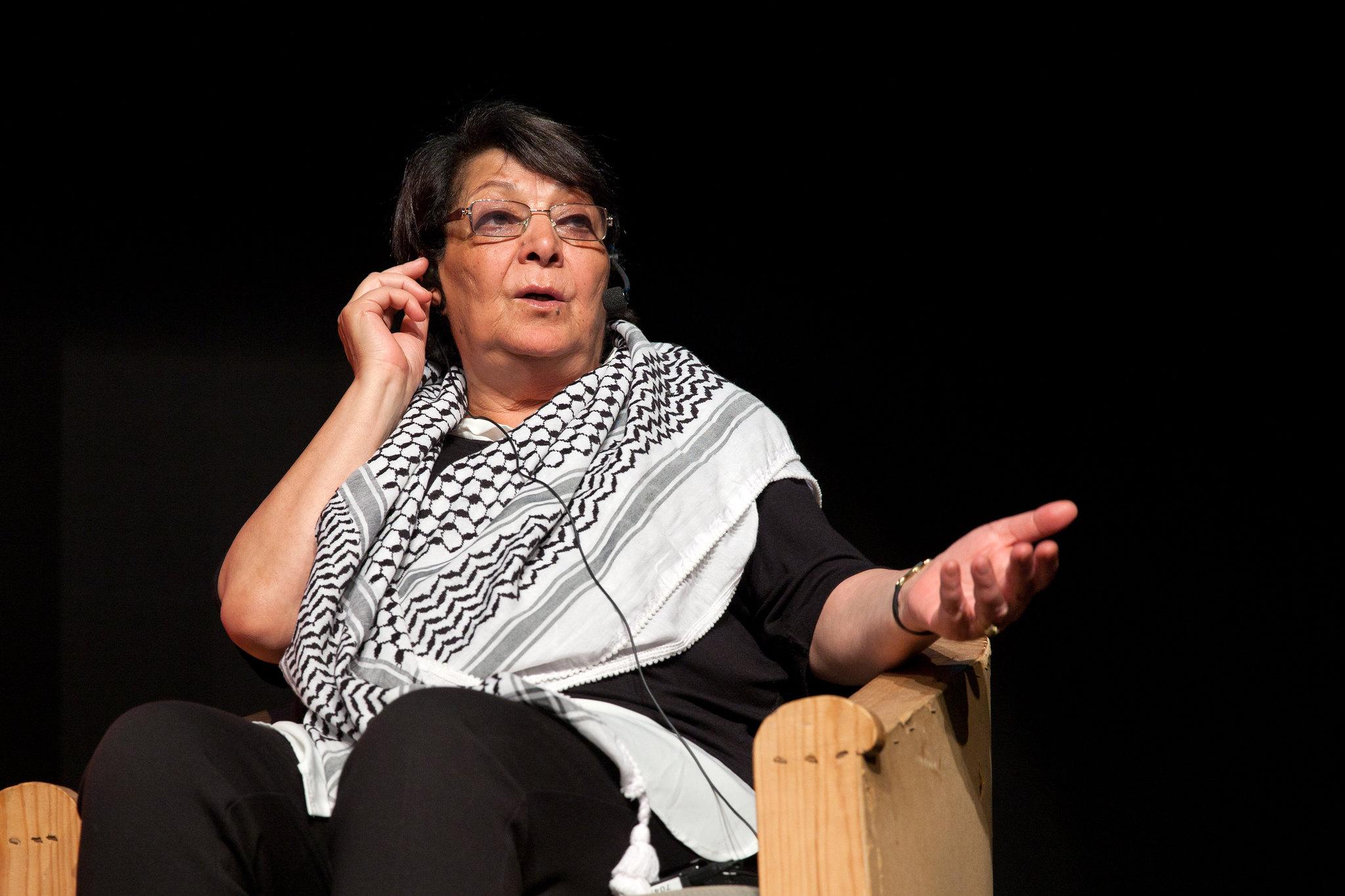 Leila Khaled a la Fira Literal 2017