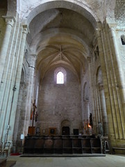 The north transept of the abbey church of St Peter Beaulieu - Photo of Cornac