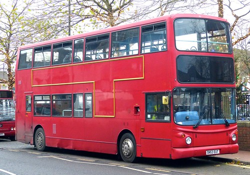 SN53 EUT 'Skills Coaches' Transbus Trident / Transbus ALX 400 on 'Dennis Basford's railsroadarunways.blogspot.co.uk'