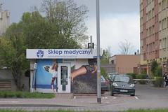 Okolice szpitala Wojskowego we Wrocławiu