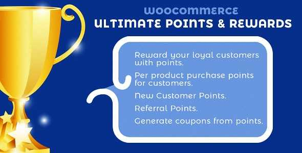 WooCommerce Ultimate Points And Rewards WordPress Plugin free download