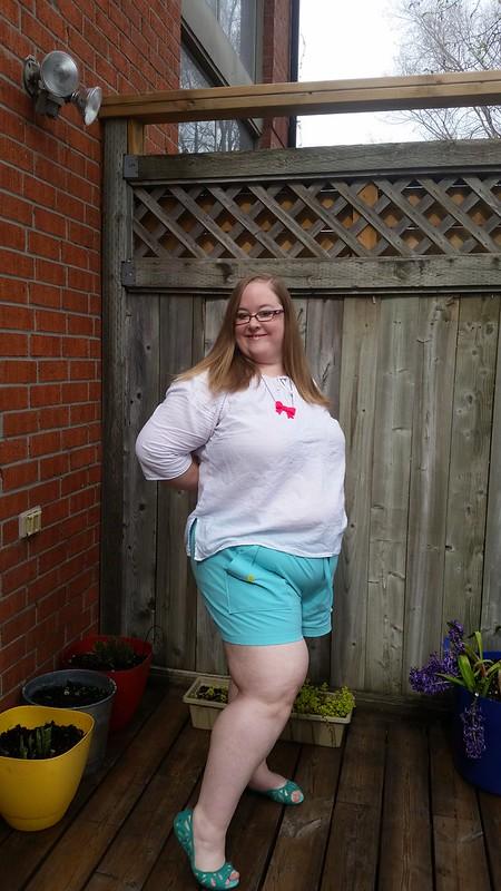 Blank Slate Oceanside shorts