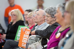Rally in Courtenay