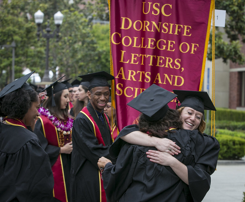 USC Commencement Ceremony