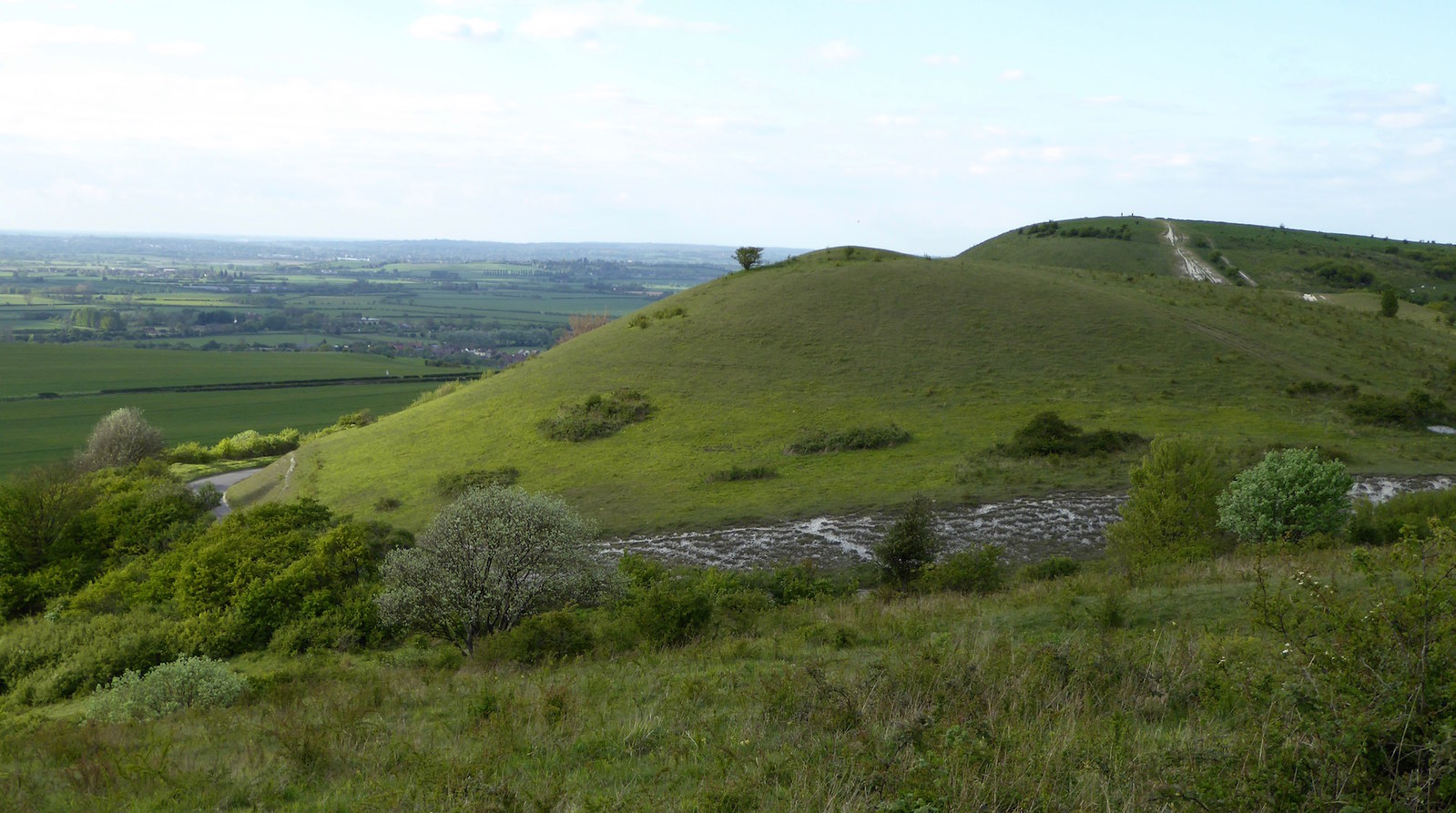 Ivinghoe Beacon Tring Circular walk