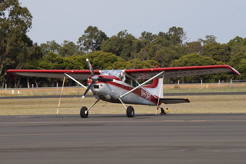 VH-DRT Cessna A185F Skywagon