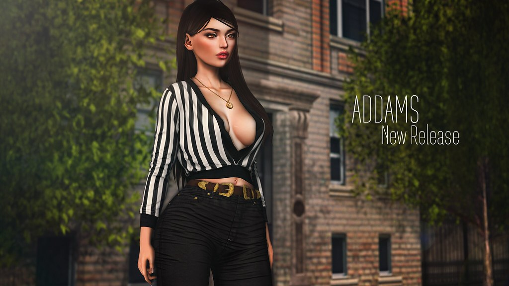 ADDAMS @ NEW RELEASE - SecondLifeHub.com