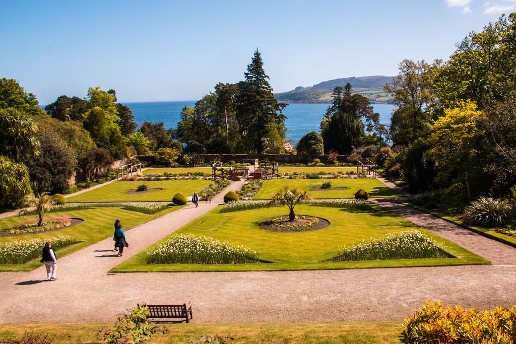 Brodick Castle Gardens, Isle of Arran