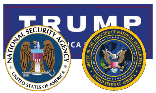 Intelligence Chiefs Tell Trump to Take a Hike