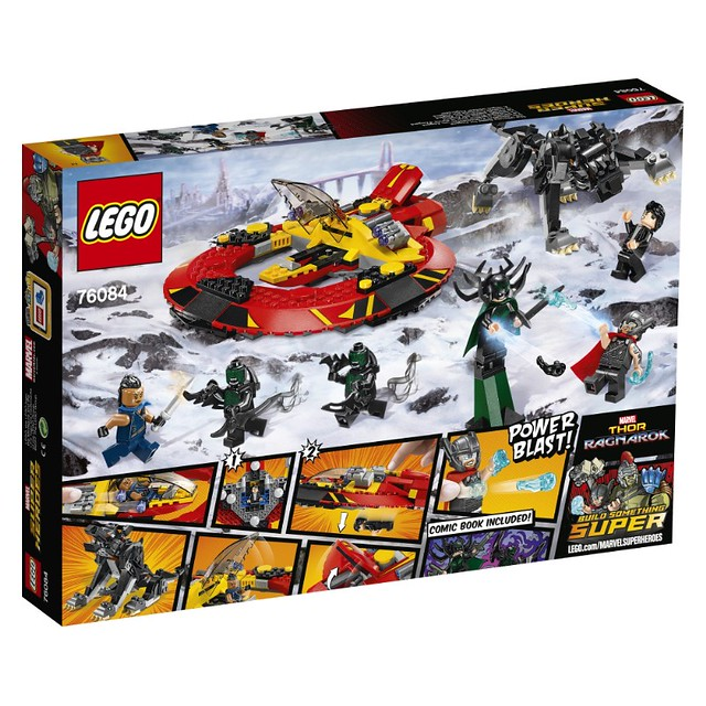 76084 The Ultimate Battle for Asgard  2