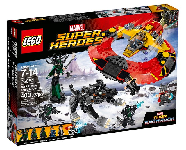 76084 The Ultimate Battle for Asgard  1