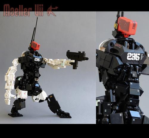 SWAT Unit modell typ: Moeller