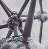 Atomium ! Unforgettable experience at Expo1958 construction #brussels #paulaart18 #travel #photographysouls #architecture #sonyalpha #constructions #instatravel #instaconstruction #photography #happymonday #europe #spheres #belgique #atomium #beautifuleur