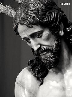 Perdona a tu pueblo Señor... #BuenasTardes   Nuestro Padre Jesús del Perdón, Víctor González Gil (1945), Hermandad del Silencio #MadridCofrade #RecordandoLaCuaresma
