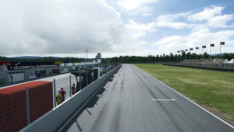 RaceRoom Falkenberg Track